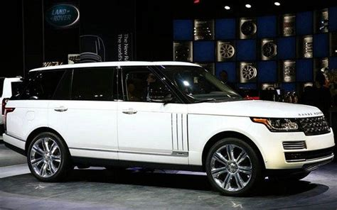 expensive range rover