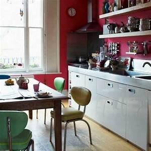 Kleine Küche Einrichten Ideen : retro k chen designs 17 einrichtungstipps und ideen ~ Lizthompson.info Haus und Dekorationen