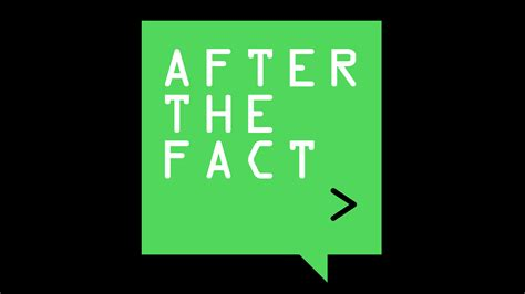 After the Fact: A Podcast from Pew