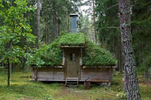 Small Rustic Cabin by Small Rustic Cottages In Swedish Eco Lodge