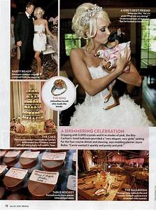 Carrie Underwood's Wedding Photos from People Magazine in ...