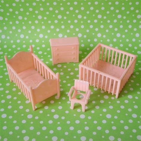 Doll Nursery Furniture by 83 Best Marx Dollhouses Images On Pinterest Dollhouses