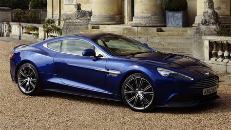 Martin Blue by Aston Martin Vanquish Blue Wallpaper 1920x1080 2107