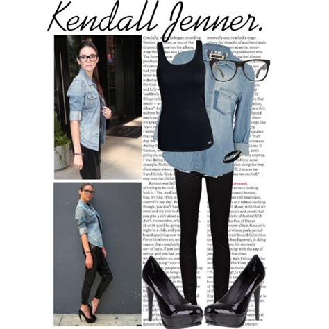 Clothes design fashion jenneration kendall - image #453434 on Favim.com