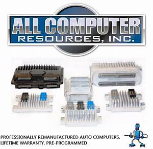 1996 1997 1998 1999 2000 Gmc Savana Van 1500 2500 Ecu Pcm