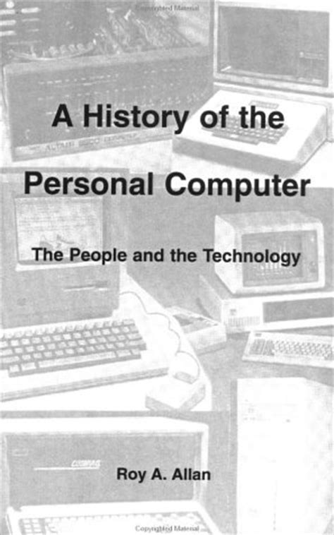 A History of the Personal Computer - Download link