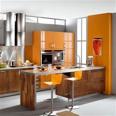 cuisine canalblog cuisine orange bois photo de côté cuisine les ateliers