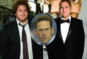 Paul DePodesta takes credit for Jonah Hill's weight loss ...