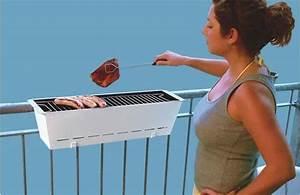 Griller Für Balkon : bbq grill bruce ist der erste balkongrill ~ Whattoseeinmadrid.com Haus und Dekorationen