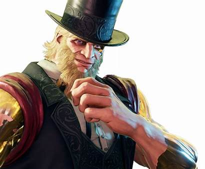 Capcom Fighter Street Sfv Abraham Lincoln Characters