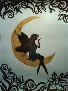 Moon Fairy Drawings