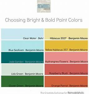 choose paint colors 2017