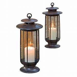 decorative lantern 28 images garden treasures 16 5 in With kitchen cabinets lowes with home decor candle holders