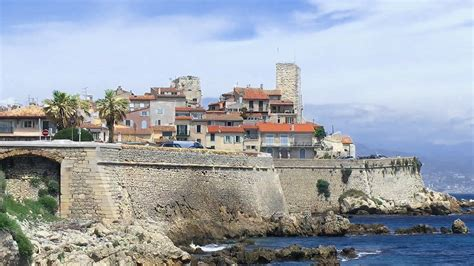 Antibes French Riviera France Hd Videoturystapl