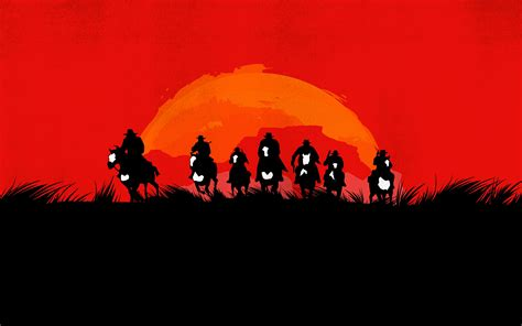 wallpaper red dead redemption  video