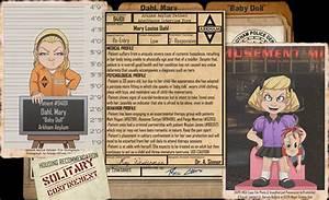 Arkham Files - Baby Doll by Roysovitch on DeviantArt