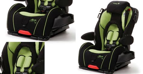 Safety 1st Alpha Omega Elite Convertible 3-in-1