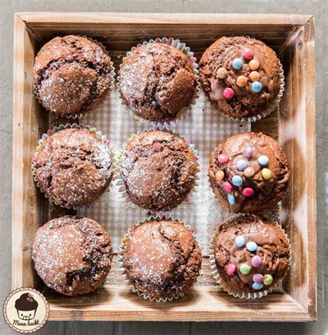 Supereinfache 10minuten Muffins  Mann Backt