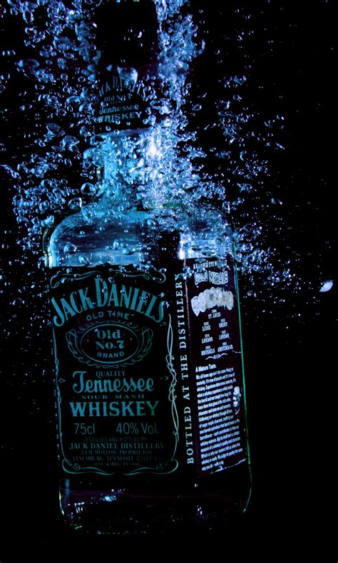 stock photo  alcohol alcohol bottles bar