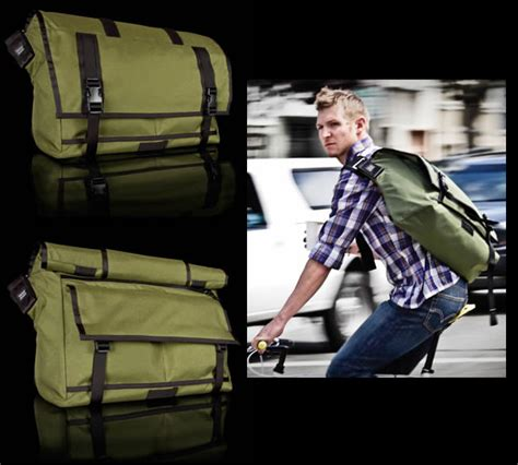 shed in a bag mission workshop introduces the shed a rolltop messenger