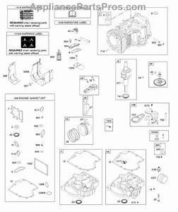 Parts For Briggs  U0026 Stratton 31c707