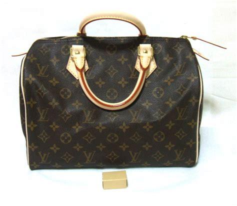 Brand New Lv Speedy 30 Bag