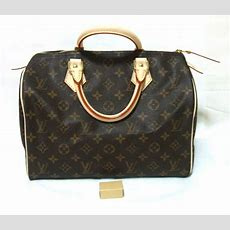 Brand New Lv Speedy 30 Bag