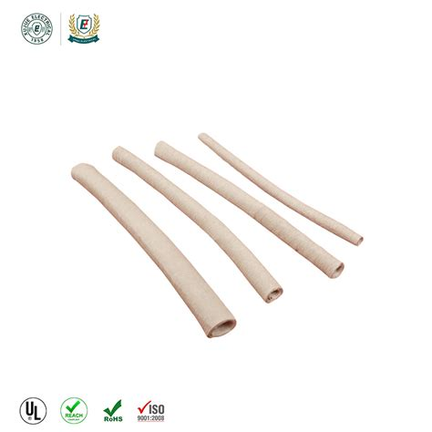 introduction  insulating property  crepe paper tubes