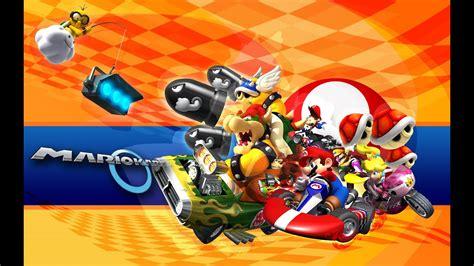 Mario Kart Wii 10 Races Championship 4 Players Youtube