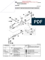 ford  service manual section  body trunk car