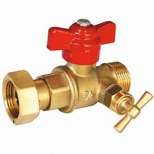 Robinet De Purge : robinet compteur droit purge m le 3 4 20x27 crou ~ Premium-room.com Idées de Décoration