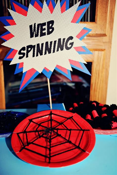 quot web spinning quot was a indoor craft activity in which 645 | a77655b68993587ecf961d5e6c0e1147