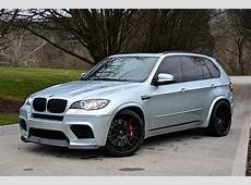 Silverstone X5M with a Vorsteiner kit Rare Cars for Sale