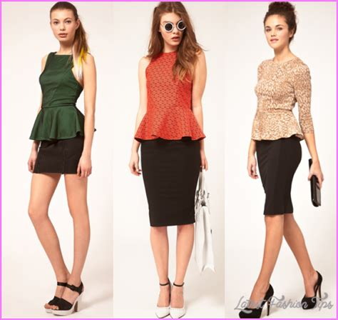 Latest Fashion Trends For Women Pictures To Pin On