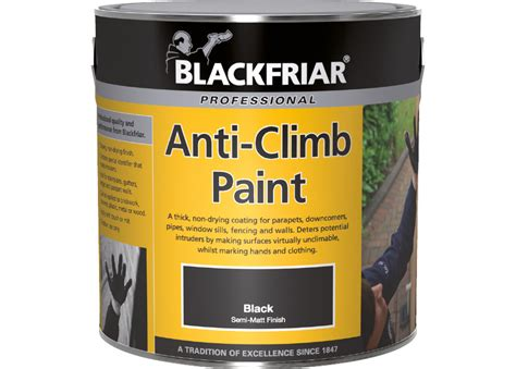 anti climb paint blackfriar paints