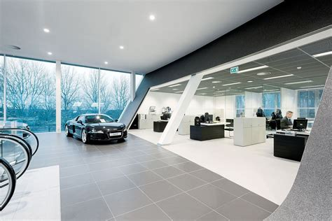 Audi Showroom #agrobbuchtal #ceramic #tiles