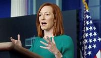 Jen Psaki: WH Press Secretary's Warm Reception Signals ...