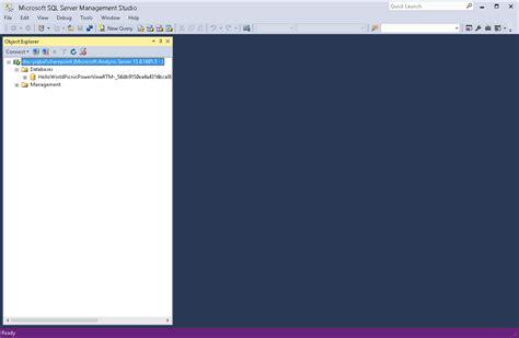 install  configure bi  sql server