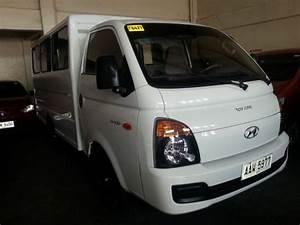Used Hyundai Hyundai H100 2 7 Manual Diesel 2014