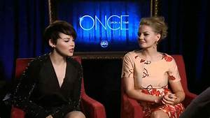 'Once Upon a Time': Ginnifer Goodwin and Jennifer Morrison ...