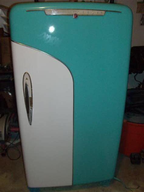 crosley shelvador refrigerator 1950's model vintage ...