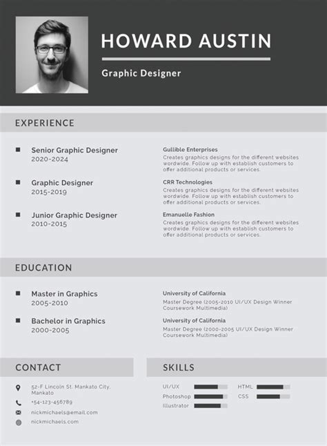 Typical Cv Template by 49 Best Resume Formats Pdf Doc Free Premium Templates