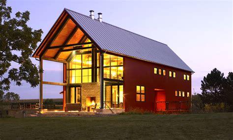 Best Cool Modern Pole Barn House 4 #13043