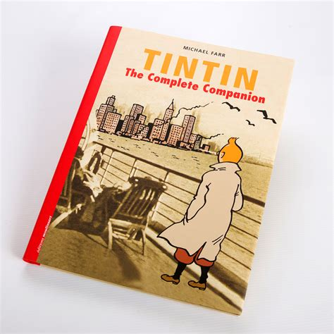 The Companion michael farr s the complete companion the tintin shop uk
