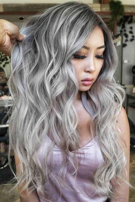 Is Platinum A Hair Color 21 platinum hair looks to appear silver hair