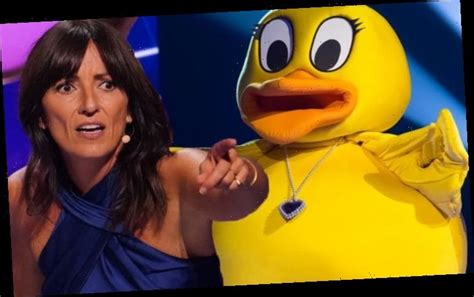 The Masked Singer accidentally 'reveals' Duck's identity ...