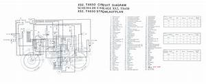 Schaltplan Yamaha Xs 400 2a2