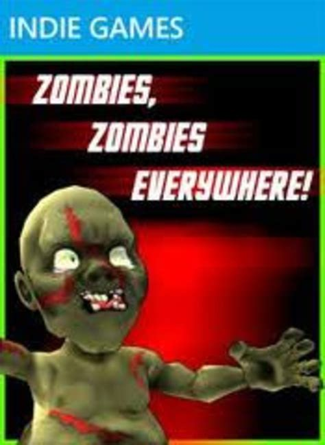 zombies zombie indie everywhere box game horror videogame