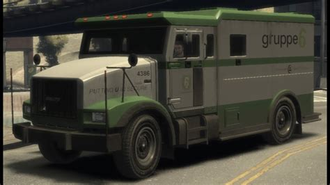 grand theft auto  bank truck youtube