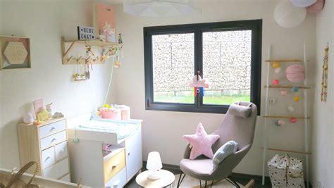 déco chambre de bébé room tour la chambre du bébé le de nérolile
